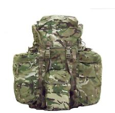 NEW - PLCE MTP Infantry Rucksack – Complete with Side Pouches - SHORT BACK