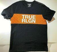 True Religion Men's Crew Neck Tee Shirt Top, Size Large, NWT ($49)