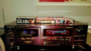 PIONEER CT-959 tape deck.Very rare NOT BLACK color.
