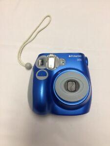 Polaroid 300 Instant Polaroid Film Camera with 60mm Zoom Lens - Blue