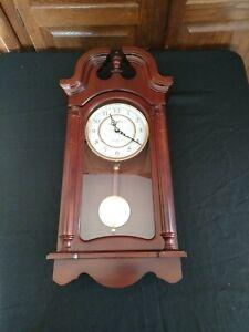 Seth Thomas Westminster Whittington Chime Pendulum Wall Clock model#1504 windsor