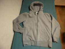 Kapuzenshirt - Damen - Sweatshirt - Größe S - grau meliert - Marke Divided