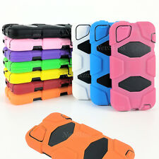 New Heavy Duty Shock Proof Case For Apple iPhone 5C Work Tough Tradesman Cover