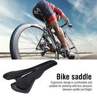 Sella sellino leggero in fibra di carbonio Comodo per MTB bici bicicletta