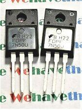 FDPF7N50U / FET / TO220 / 2 PIECES (qzty)