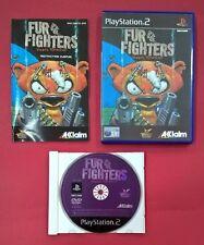 Fur Fighters Viggo's Revenge - PLAYSTATION 2 - PS2 - USADO - MUY BUEN ESTADO