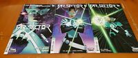1ST APP NEW GREEN LANTERN FAR SECTOR #1 ALL 3 COVERS! ANNOUNCED DC 5G HAPPENING!
