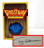 Tony Hillerman - The Ghostway - SIGNED 1st 1st - Navajo Jim Chee Mystery