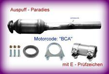 Katalysator VW Golf IV 1.4 16V Typ 1J1 / 1J5 Motorcode BCA 55KW / 75PS +Anbaukit