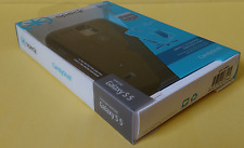 NEW Speck Samsung Galaxy iPhone S5 Candy Shell Case Black  SPK-A2665~   Free S/H