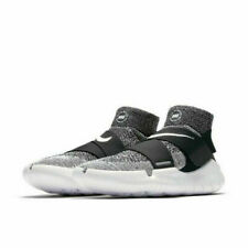 brand new e83ef e066a Nike Free RN Motion Flyknit 2018 Men's Running Shoes Black White 942840 001