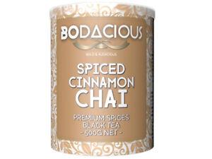 Spiced Cinnamon Chai 500g