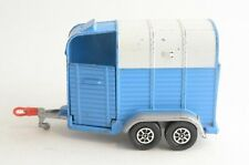 Corgi Toys No 112 Rice Beaufort Double Horse Box - Made In Great Britain