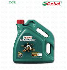 Olio Motore CASTROL MAGNATEC C3 5W40 4L - 4 LITRI - ACEA C3 - ORIGINALE