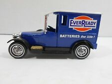 Vintage 1978 Matchbox Y-5 Talbot Van Lesney Models of Yesteryear Ever Ready GUC