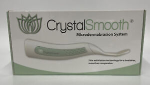 CRYSTAL SMOOTH microderm abrasion kit (New Sealed Box)