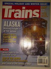 Trains Magazine December 2007