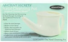 Neti Nasal Cleansing Pot by Ancient Secrets, 1 piece