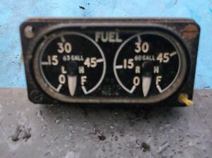 ww2 raf hawker fuel gauge unused condition