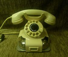 W48 altes Mix&Genest Telefon  Fernsprecher Telephone Schnittmodell W48