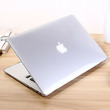 "Clear Crystal Hard Shell Case Cover For Laptop MacBook Mac Pro13.3"" A1278"