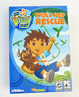 Go Diego Go Wolf Pup Rescue 2006 Activision Pc Computer Game New & Sealed Cd Rom
