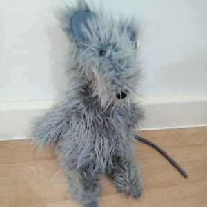 Jellycat Remington Rat Plush Soft Toy New with Tags BNWT Cute Cuddly Comforter