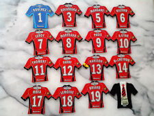 RENNES 16  MAGNET JUST FOOT 2009  EQUIPE COMPLETE