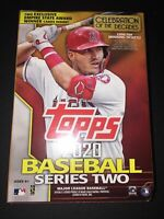 🔥💥⚾️🔥💥⚾️🔥💥⚾️🔥💥⚾️🔥💥⚾️🔥💥⚾️🔥💥2020 Topps Baseball Series 2 Hanger Box