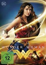 Wonder Woman (Gal Gadot, Chris Pine), DVD, NEU