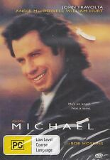 Michael - John Travolta DVD Postage Within Australia Region 4