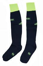 Neu adidas Chelsea Fußball Socken Schwarz Erwachsene Größe 3 UK 6.5-8 Eu 40-42