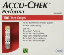 Rocheoper Ltd Accu Chek Performa 100 Test Strips (Without Chip)