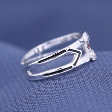 Cool Vampire Knight Clan Kaname Fashion Ring Silver 925 Accessories Cosplay Gift