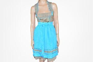 Dirndl dress Bavarian dress Oktoberfest dress Cottagecore dress  Size XS