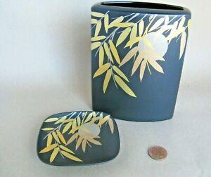 Rosenthal vase and dish