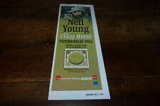 NEIL YOUNG - Petite publicité de magazine / Advert !!! PSYCHEDELIC PILL !!!