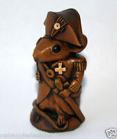 Church Mouse Ornament Admiral Lord Nelson Collectable Unique Nautical Sea Gift