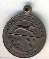 Spain Medal Excautivos of phalanx Calella 31.01.1954