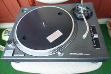 Plattenspieler Technics SL-1210 Mk 2 - wenig benutzt - Zubehör noch verpackt