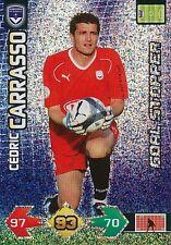 CARRASSO # GOAL STOPPER GIRONDINS BORDEAUX CARDS ADRENALYN PANINI FOOT 2010