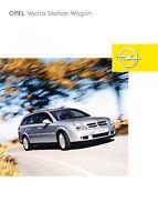 4 Seiten Opel Corsa Black /& Silver Prospekt Blatt single Brochure von 9//2002