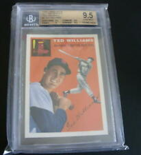 1994 Upper Deck Ted Williams All-Time Heroes BGS 9.5