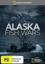 Alaska Fish Wars (DVD, 2014) Brand New  Region 4