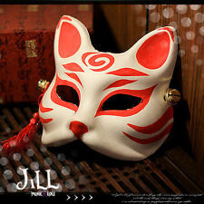 gothic oriental ceremony nine tail demon fox costume domino mask【J3F4107】 C-19