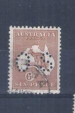 Australia Kangaroo 6d OS (GBG020)