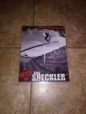 Plan B Skateboards Vintage Ryan Schekler Laminated Skateboard Catalog Poster