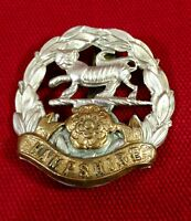 British Army Royal Hampshire Regiment WW1 cap badge Insignia #B2