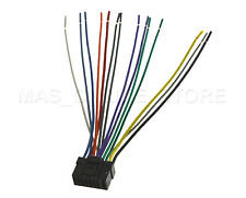 WIRE HARNESS FOR ALPINE CDA-9813 CDA9813 *PAY TODAY SHIPS TODAY*