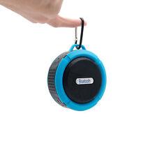 Wireless Bluetooth Speakers Mic Waterproof Handsfree Bathroom Shower Speaker